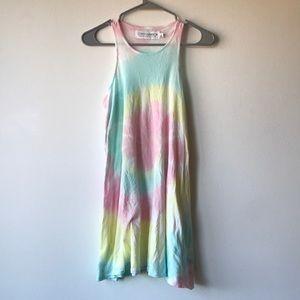 Gypsey Warrior Tie-Dye Dress